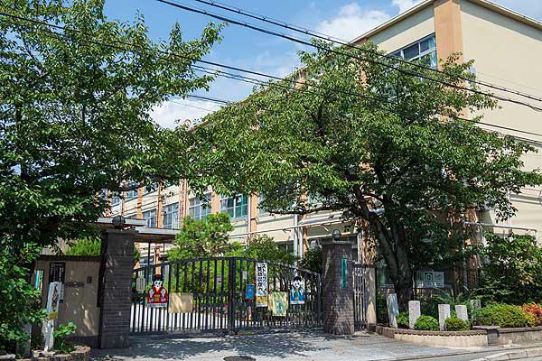 京都市立西院小学校 約1,070m(徒歩14分)