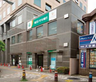 埼玉りそな銀行 南越谷支店 約670m(徒歩9分)