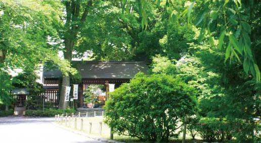 阿佐ヶ谷神明宮 約420m(徒歩6分)