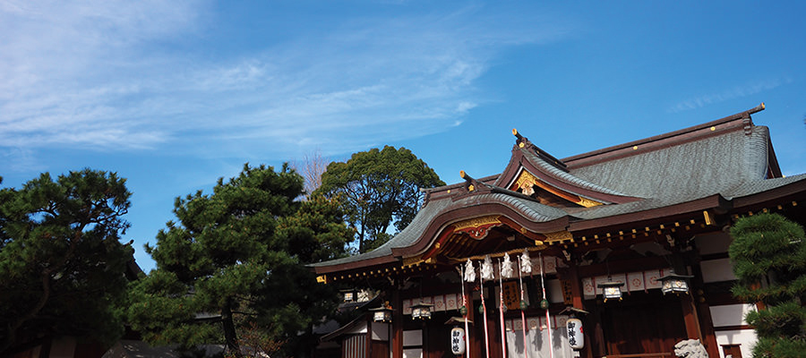 本住吉神社 約190m(徒歩3分)