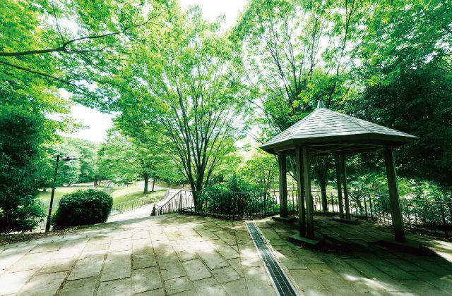 大原みねみち公園 約550m(徒歩7分)