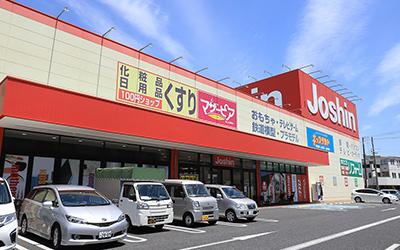 ジョーシン 鳳店 約810m(徒歩11分)