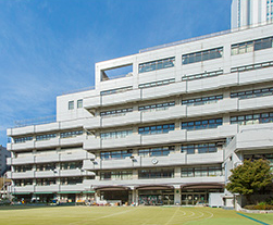 千代田区立和泉小学校 約220m(徒歩3分)