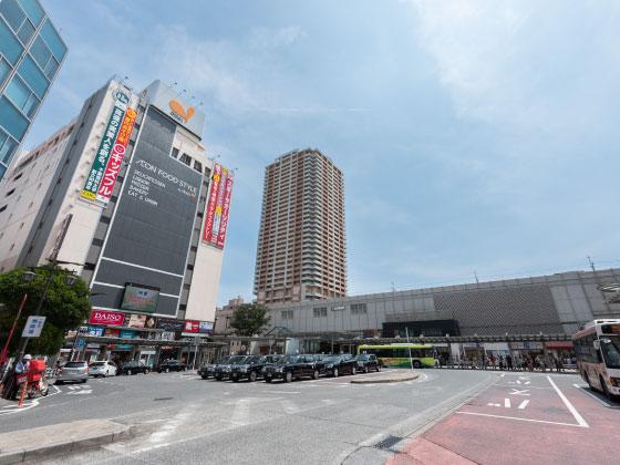 JR市川駅 約260m(徒歩4分)