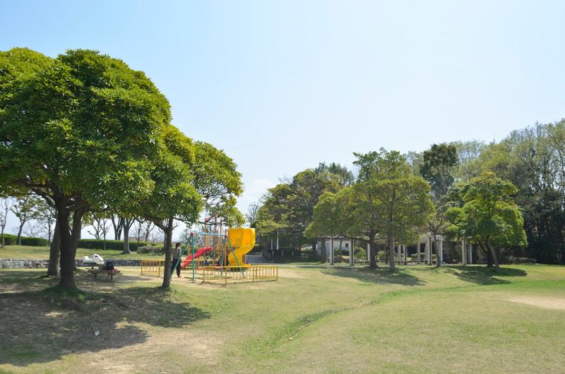 原山公園 約150m(徒歩2分)