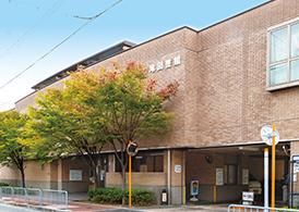 市立鳴尾図書館 約800m(徒歩10分)