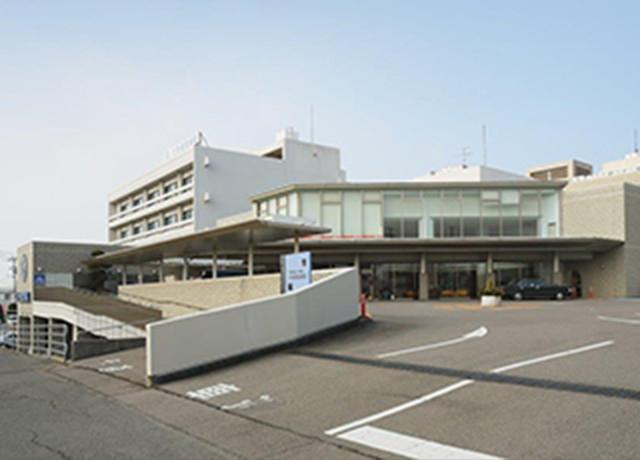 十全総合病院 約1,040m(徒歩13分)