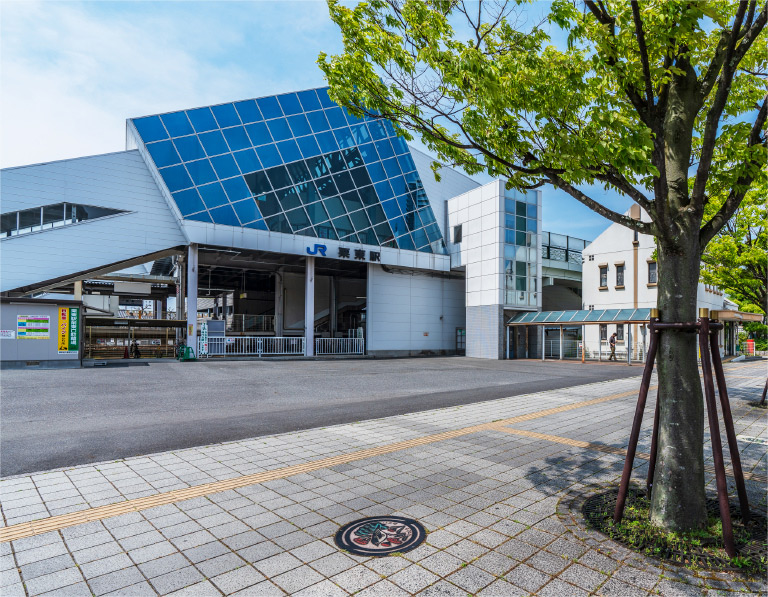 JR「栗東」駅 約600m(徒歩8分)