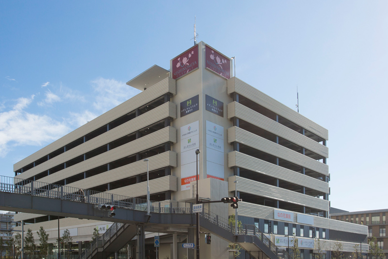 「阪急西宮ガーデンズ」別館 約540m