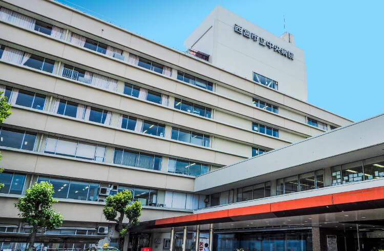 西宮市立中央病院 約1,690m(徒歩22分)