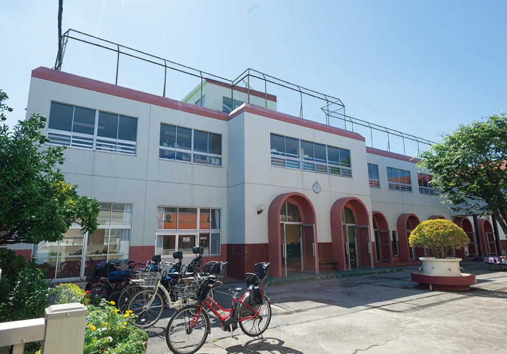 南柏幼稚園 約670m(徒歩9分)