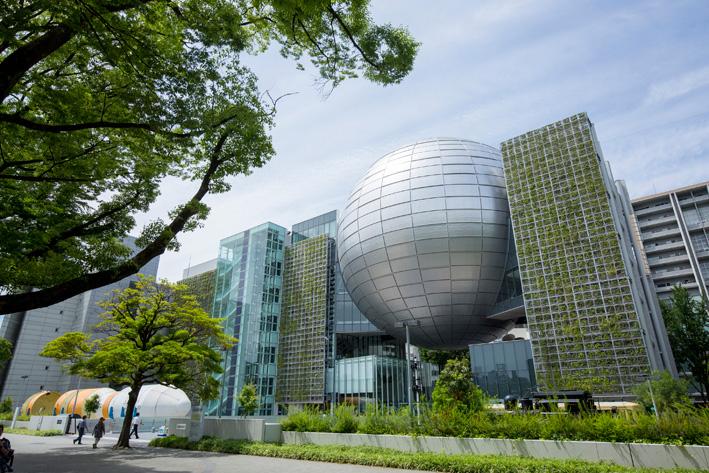 名古屋市科学館 約150m(徒歩2分)