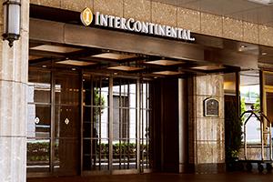 ホテルインターコンチネンタル東京ベイ 約620m(徒歩8分)