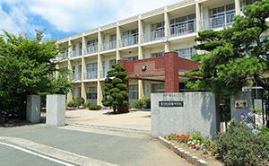 市立南部中学校 約1,300m(徒歩17分)