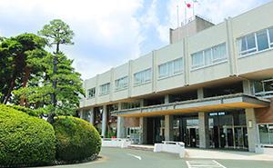 豊川市役所 約130m(徒歩2分)