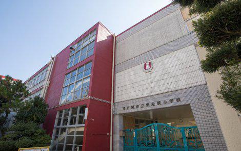 市立 東志賀小学校(正門) 約420m(徒歩6分)