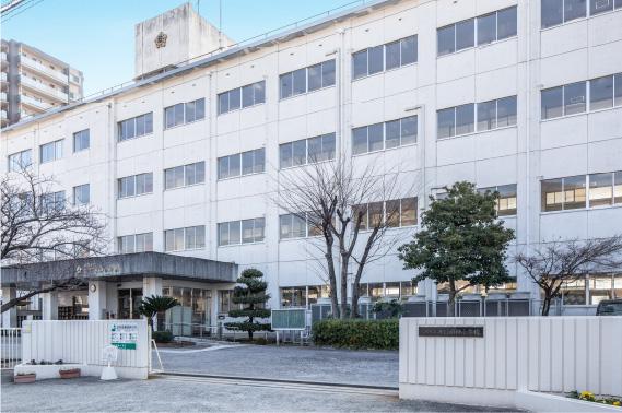 広島市立井口明神小学校 約390m(徒歩5分)