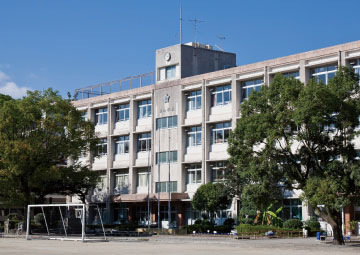 武小学校 約420m(徒歩6分)