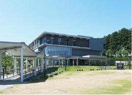 八幡西図書館 約330m(徒歩5分)