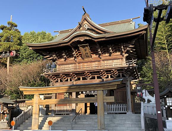 健軍神社 約1.7km(車3分)