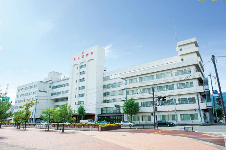 済生会山口総合病院 約780m(徒歩10分)