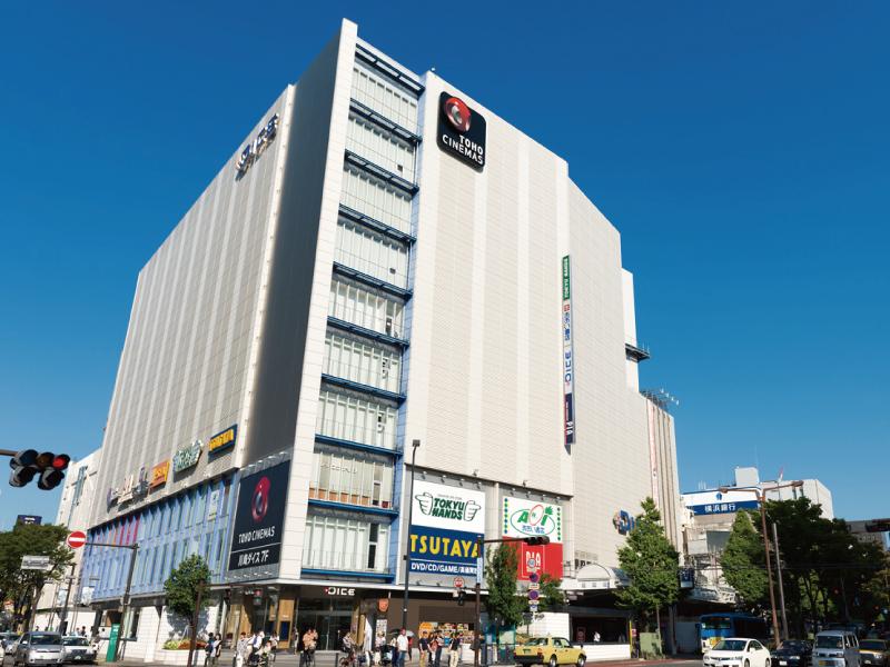 川崎DICE 約190m(徒歩3分/自転車1分)
