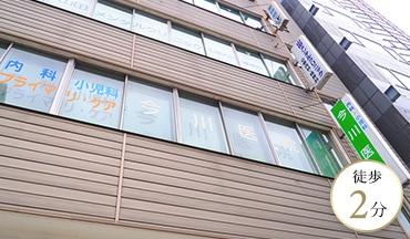 今川医院 約90m(徒歩2分)