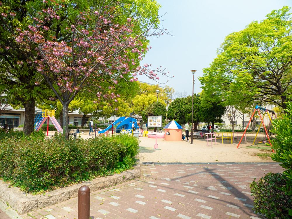 宮田公園 約180m(徒歩3分)
