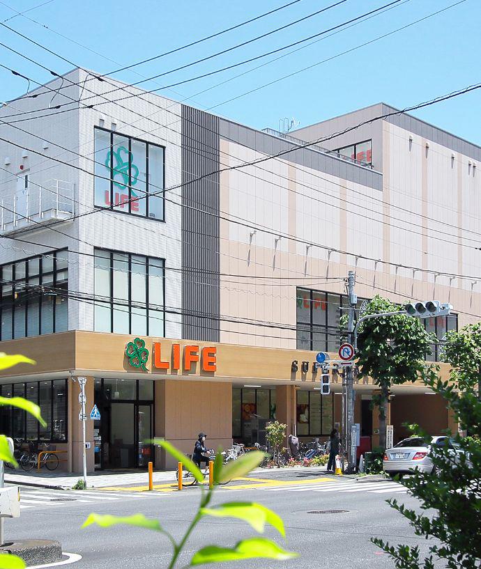 ライフ東馬込店 約330m(徒歩5分)