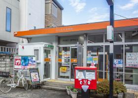 鶴見浜五郵便局 フォレスト:約240m(徒歩3分) ブリーズ:約300m(徒歩4分)
