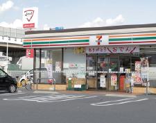 セブンイレブン岡山青江6丁目店 約140m(徒歩2分)