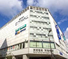 京阪シティモール 約730m(徒歩10分)