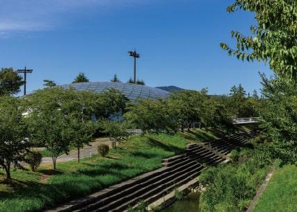 井上公園 徒歩11分(約590m)