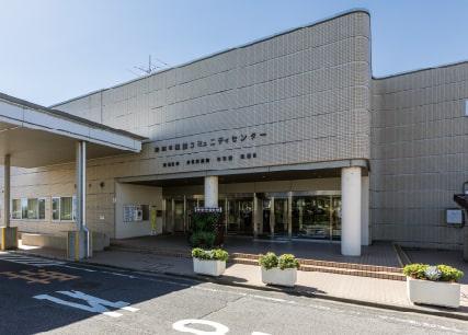 豊田市役所 猿投支所 徒歩8分(約590m)