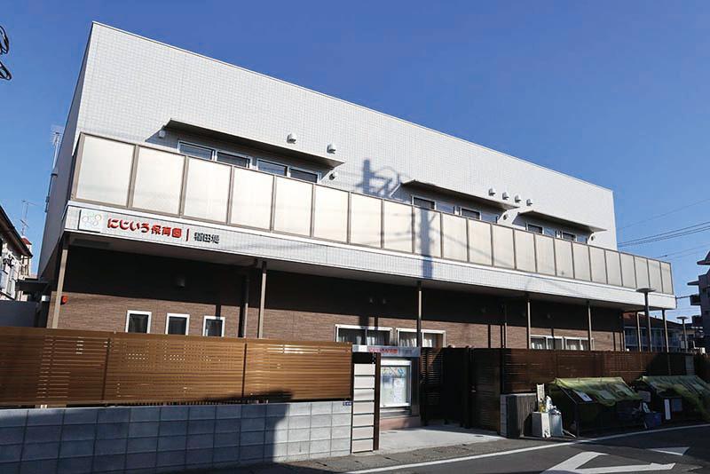 にじいろ保育園稲田堤(私立) 約400m(徒歩5分)