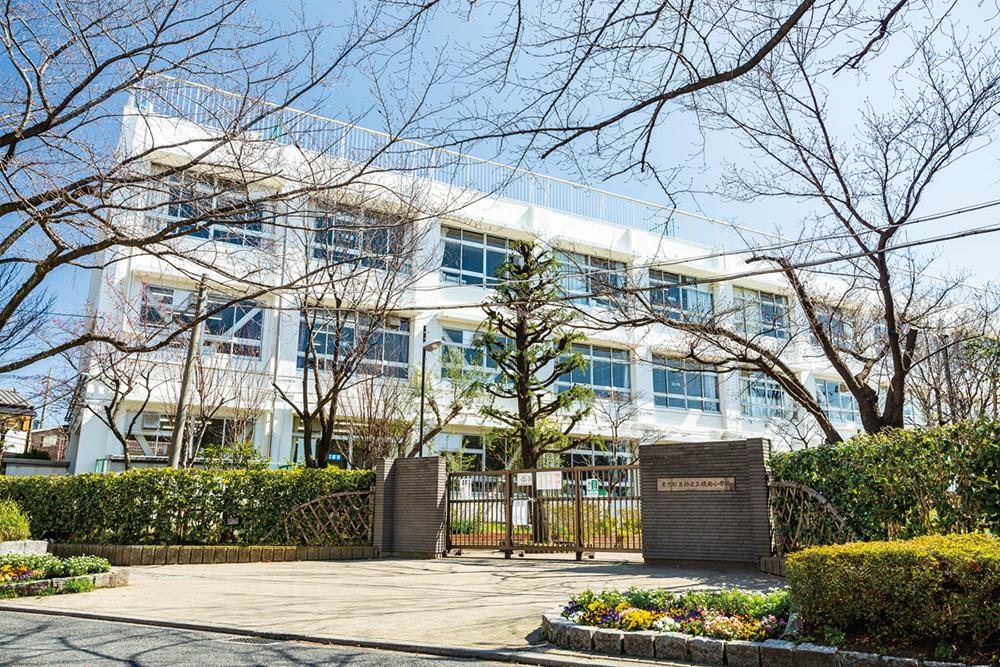 区立綾南小学校 約630m(徒歩8分)