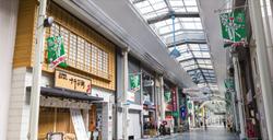 清水駅前銀座商店街 約160m(徒歩2分)