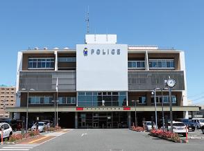 熊本東警察署 約670m(徒歩9分)