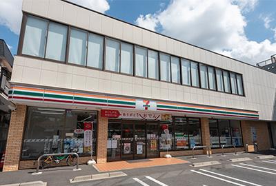 セブンイレブン千葉公園駅前店 約360m(徒歩5分)