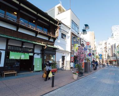 錦通り商店街 約310m(徒歩4分)