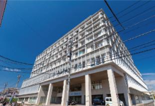東京ベイ・浦安市川医療センター 約440m(徒歩6分)