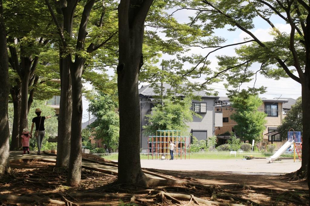 島谷台公園 約60m(徒歩1分)