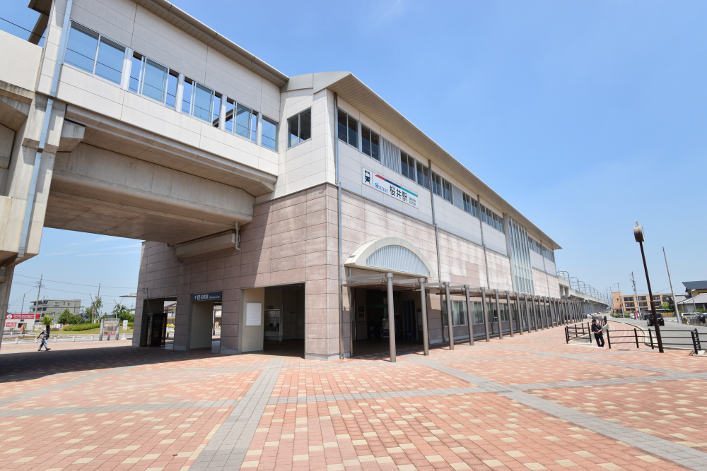 名鉄西尾線「桜井」駅 約750m(徒歩10分)