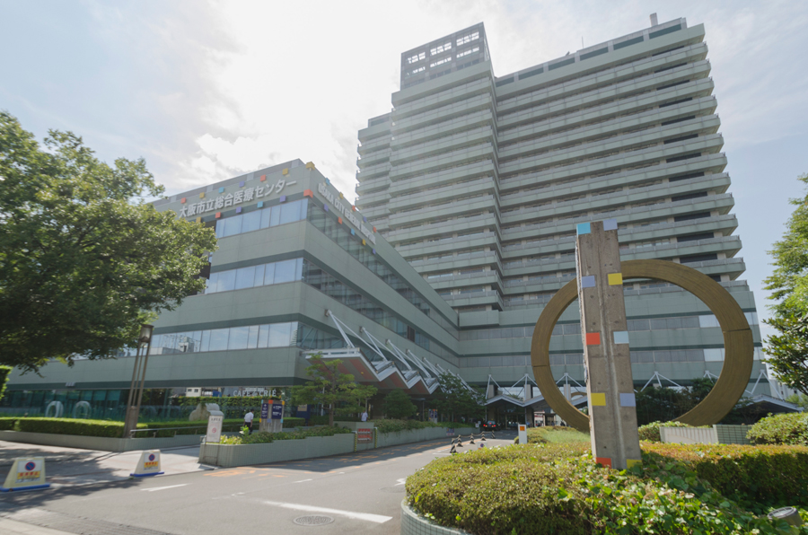 市立総合医療センター 約1,140m(徒歩15分)