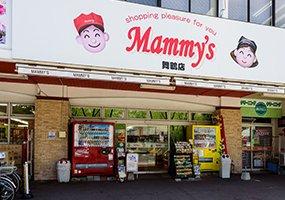 マミーズ舞鶴店 徒歩4分/約280m