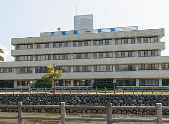 天草第一病院 約700m(徒歩9分)
