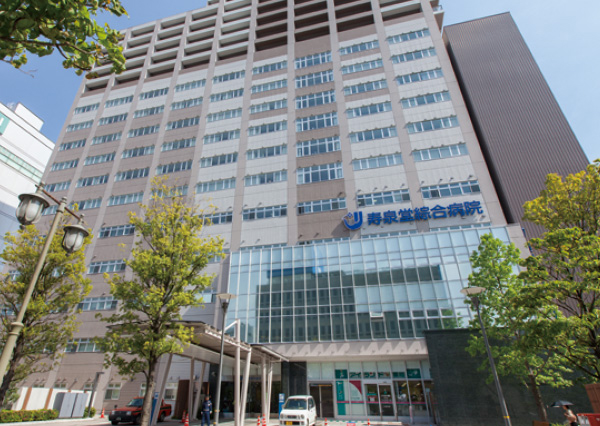 日東病院 約50m(徒歩1分)