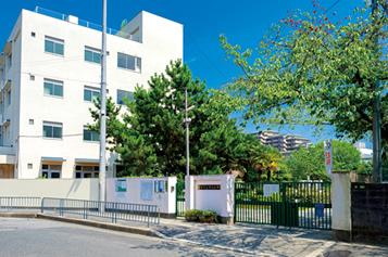 豊中市立寺内小学校 約320m(徒歩4分)