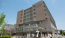 市立ひらかた病院 約510m(徒歩7分)
