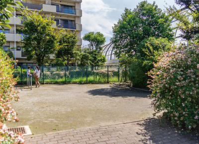 海神南子供の広場 約180m(徒歩3分)